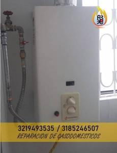 Reparacion y Mantenimiento de Calentadores Shimasu