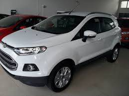 ECO SPORT S OKm 2017 Plan ADJUDICADO!! $149.900 y cts TE 01143046971