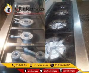 Servicio Tecnico de Estufas Industriales