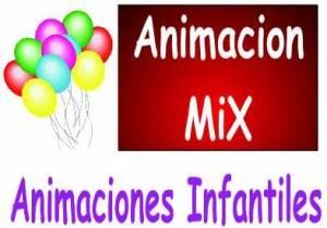 Dia del Niño animaciones infantiles maquillaje globologia titeres