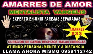 AMARRES DE AMOR DE PAREJAS