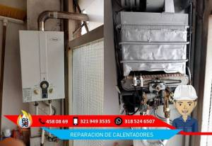 Servicio Tecnico y Reparacion Calentadores Haceb