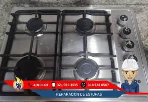 Reparacion y Mantenimiento de Estufas Mabe 4580869