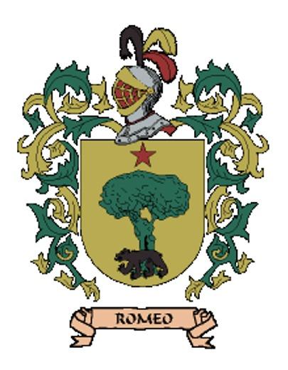 Escudo ROMEO - 1