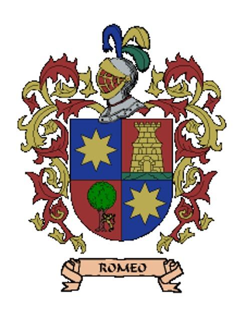 Escudo ROMEO - 3