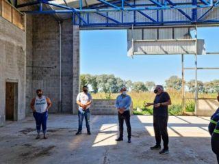 La Cooperativa Recuperadores Urbanos de Pergamino ya tiene su espacio de trabajo en la Planta de Residuos
