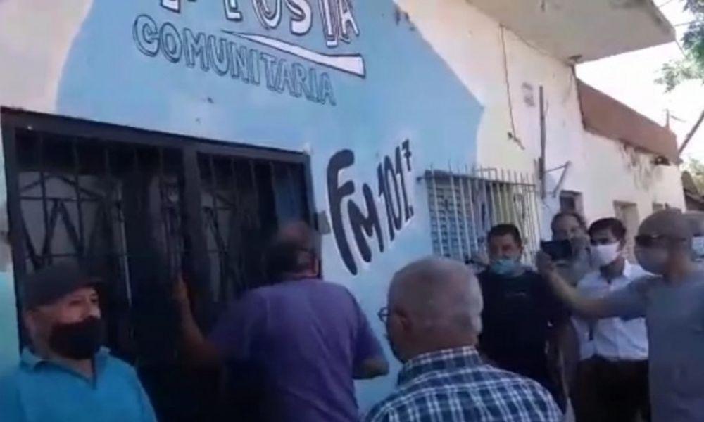 Comisión de Fomento del Barrio Belgrano