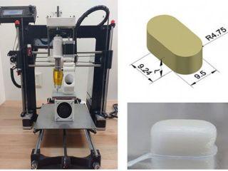Bahía Blanca: utilizan la impresión 3D para crear alimentos medicinales