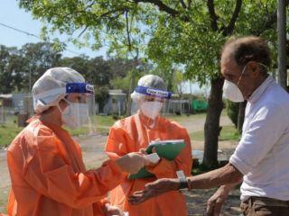 Pergamino: Jueves con 56 nuevos casos positivos de Covid-19