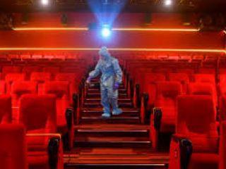 Después de diez meses, los cines tienen protocolo para volver a abrir