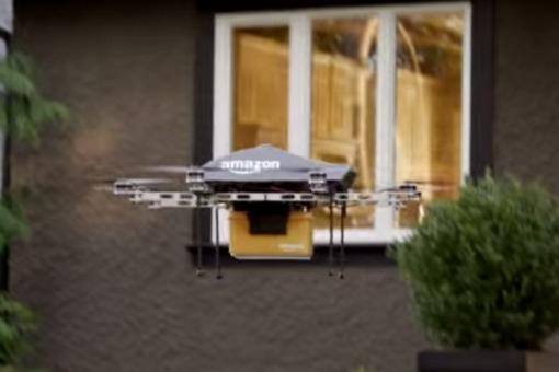 La empresa Amazon utilizará los drones