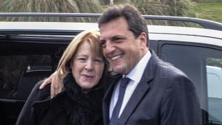 Sergio Massa, el precandidato a senador