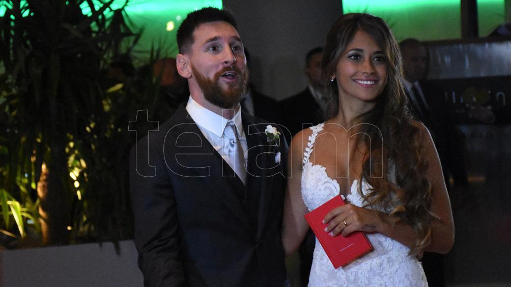 El regalo de Pep Morata a Lionel Messi