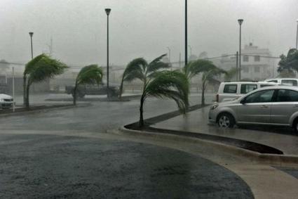 El huracán Irma impactó en los Cayos de la Florida