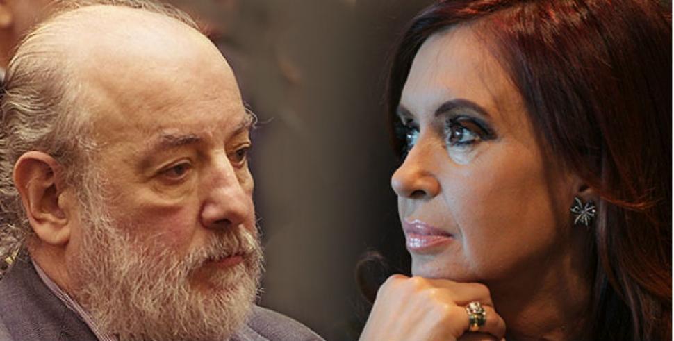 Cristina y Bonadío