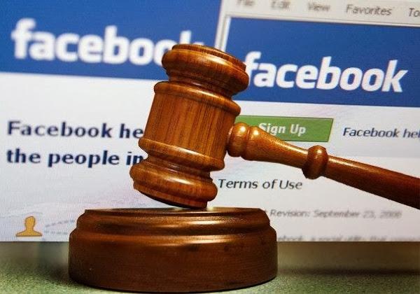 Demanda multitudinaria contra Facebook