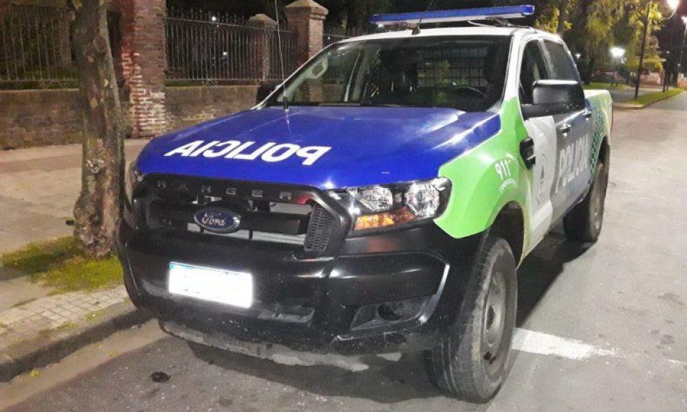 Policía de Pergamino