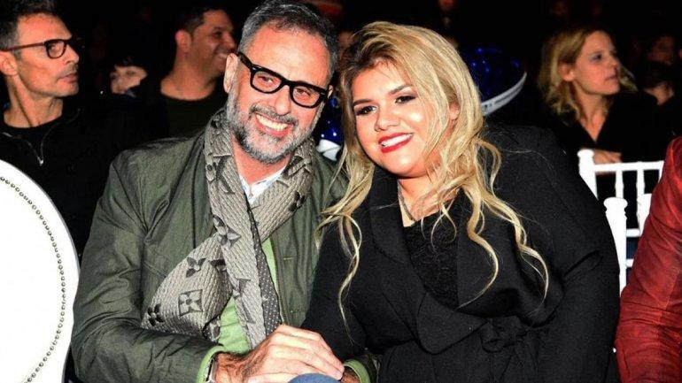 Jorge Rial y Morena