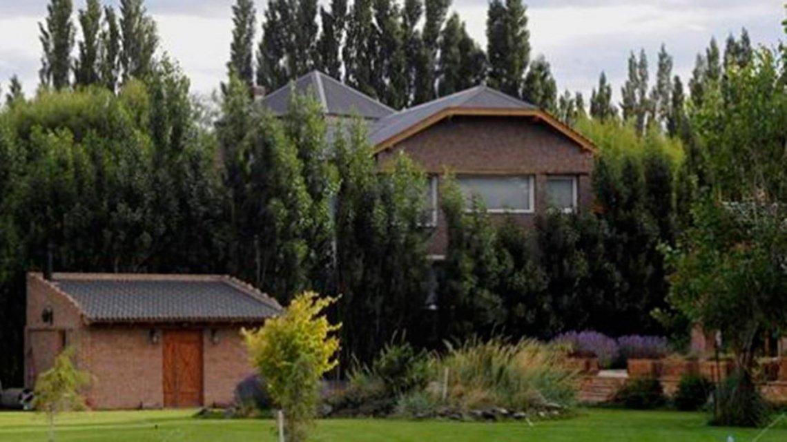 Casa de los Kirchner en El Calafate