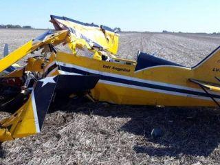 Se mató el piloto de TC Juan Marcos Angelini