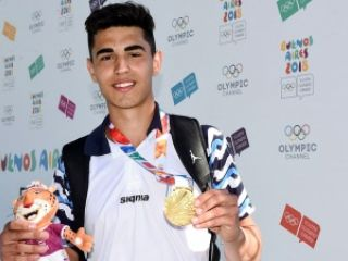 Argentina ya sumó cinco medallas