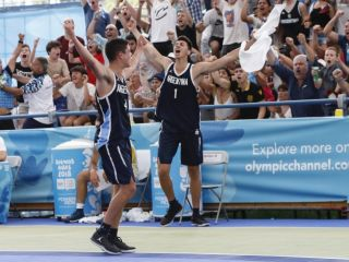 Medalla de oro en Básquetbol 3x3 para Argentina