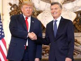 Macri a Trump: Tardamos 30 años en convencerte para que vengas