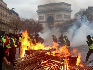 París al rojo vivo