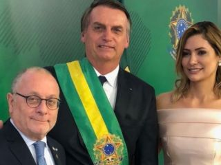 Macri saludó a Bolsonaro