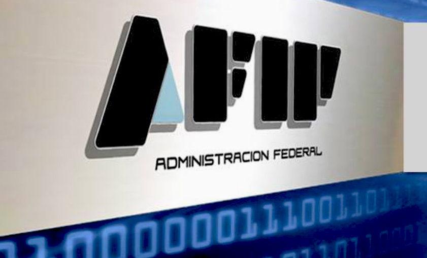 La AFIP inturrumpe sus servicios