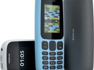 Volvió el Nokia 1100 recargado
