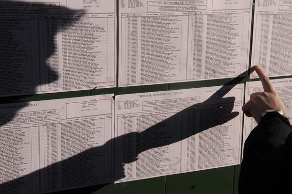 Padrones electorales 2015