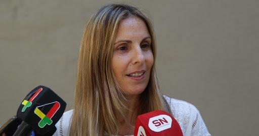 Secretaria de Salud María Martha Perretta