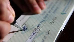 No habrá cuentas cerradas por cheques rechazados hasta el 30 de abril