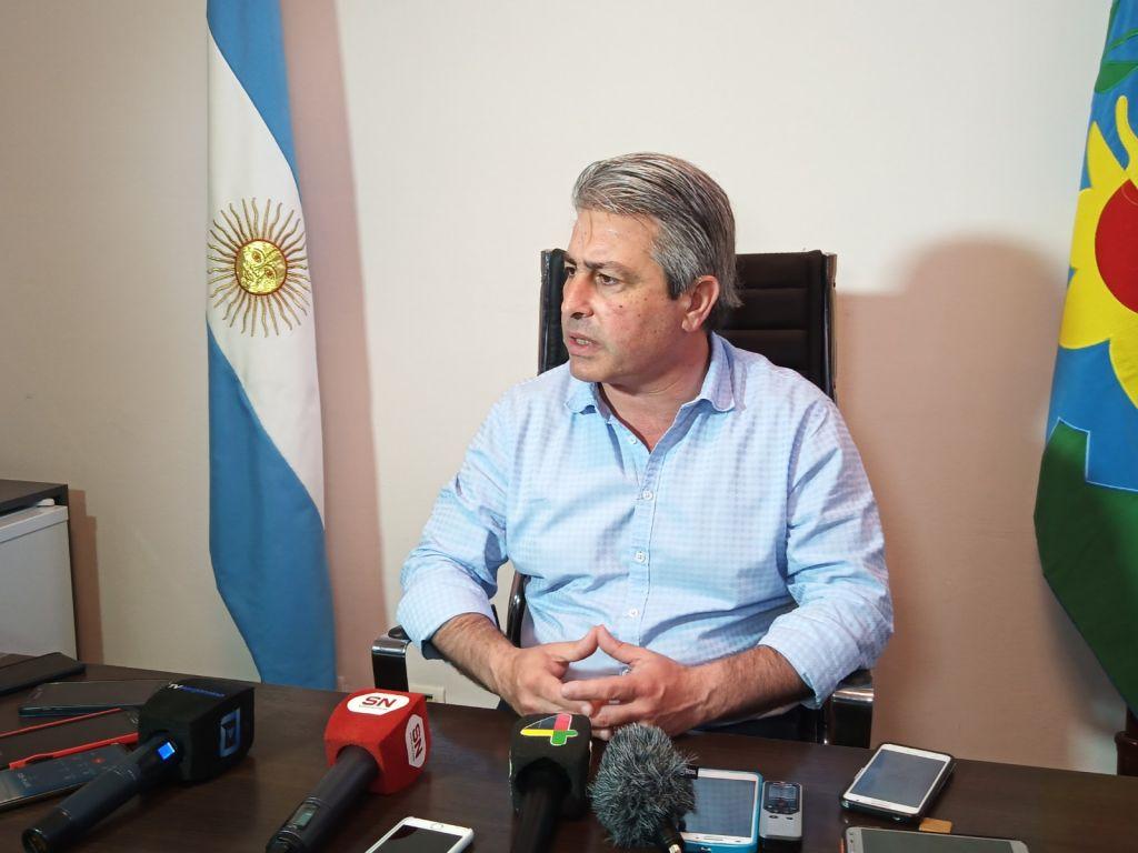 Pergamino: El intendente Javier Martínez dispuso una rebaja del 30% de su sueldo
