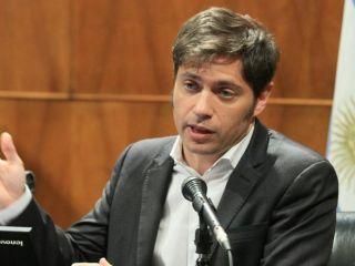 Kicilloff posterga vencimientos de impuestos a pymes y microempresas