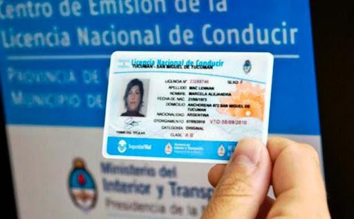 Prorrogan por 90 días los vencimientos de las licencias de conducir