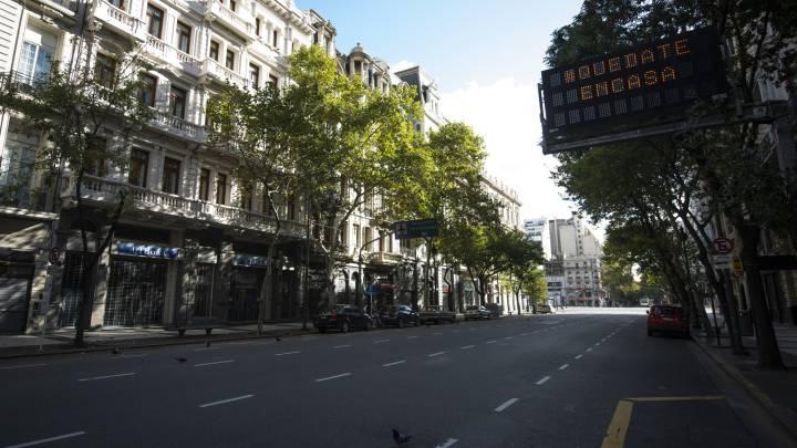 Argentina: 54 muertos y 1.628 los infectados por coronavirus
