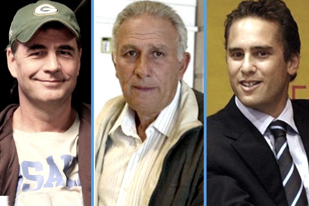 Alejandro Burzaco, Hugo y Mariano Jinkis