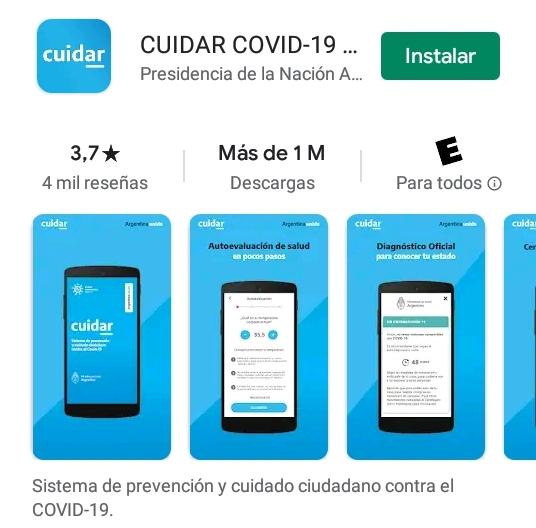 El permiso para circular se va a gestionar desde la app CuidAR