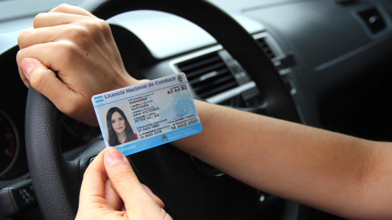 Posponen el vencimiento de registros de conducir en la provincia de Buenos Aires