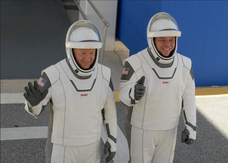 Mirá en vivo el histórico lanzamiento del cohete de Elon Musk tripulado por dos astronautas de la NASA