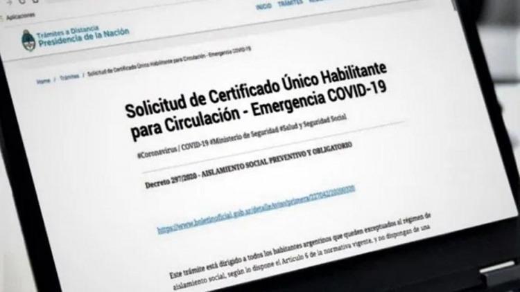 Pergamino: El Certificado para circular caduca a las 00:00 horas del día 30 de mayo
