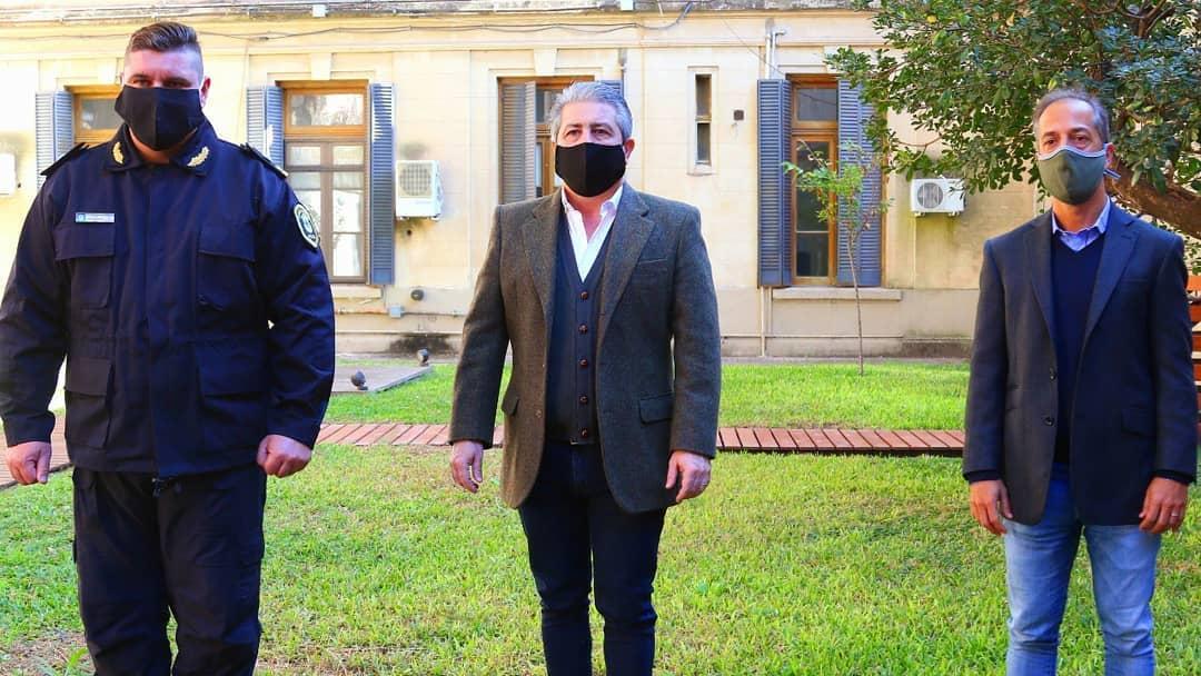 Pergamino: Pablo Scoropad es el nuevo Jefe de la Estación de Policía