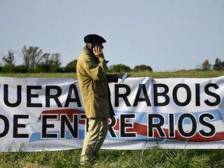 Atropello a propiedades privadas: Entidades rurales piden respeto a la Constitución, las leyes, el orden y la paz social