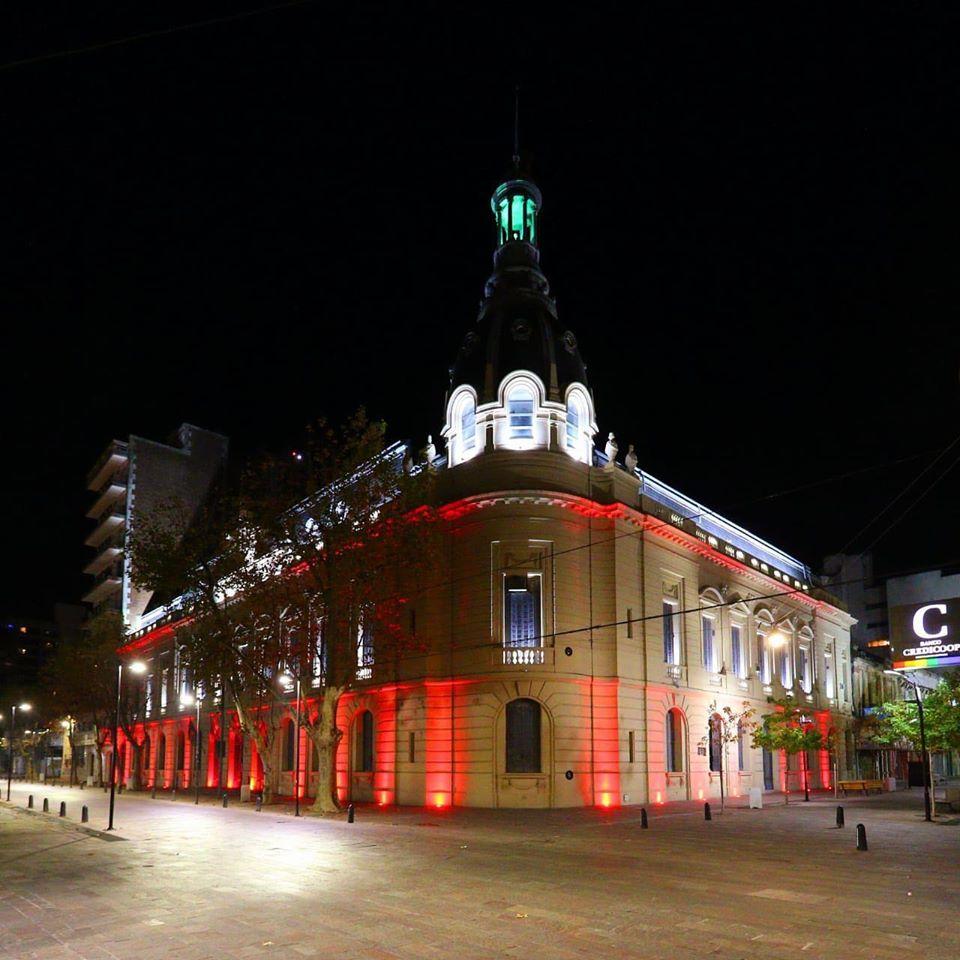 Palacio Municipal de Pergamino