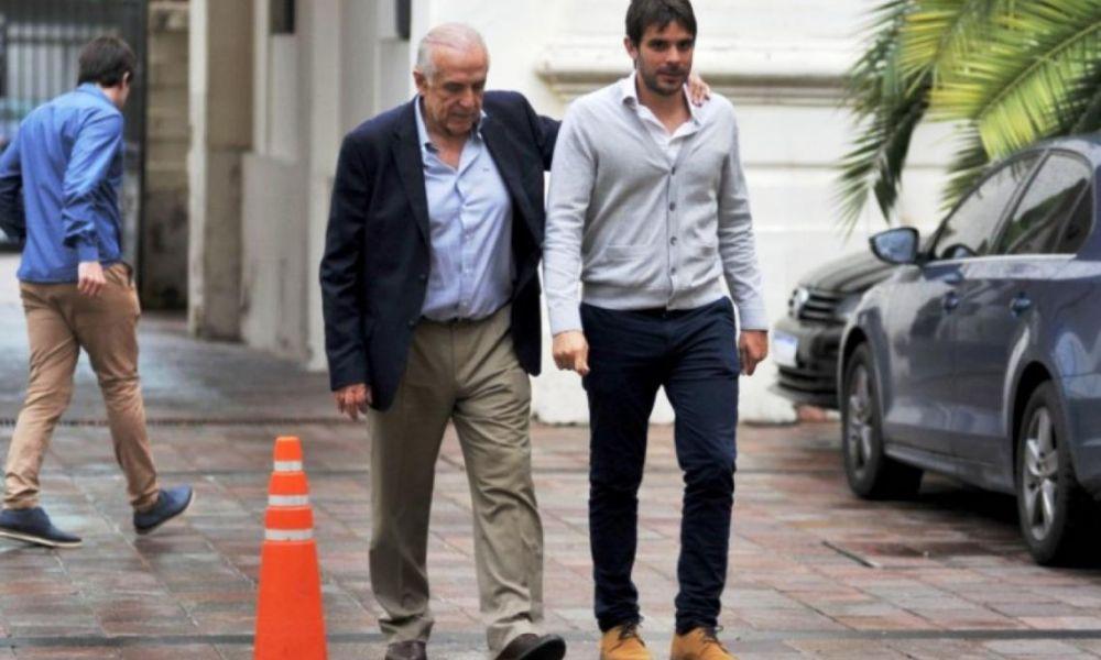 Ismael José y Manuel Passaglia