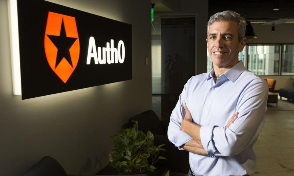 Eugenio Pace, CEO y cofundador de Auth0