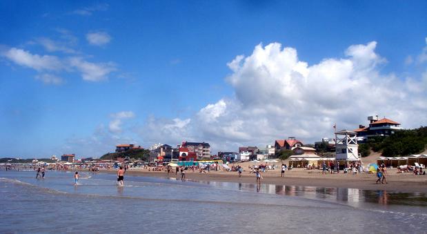 Playas de Pinamar