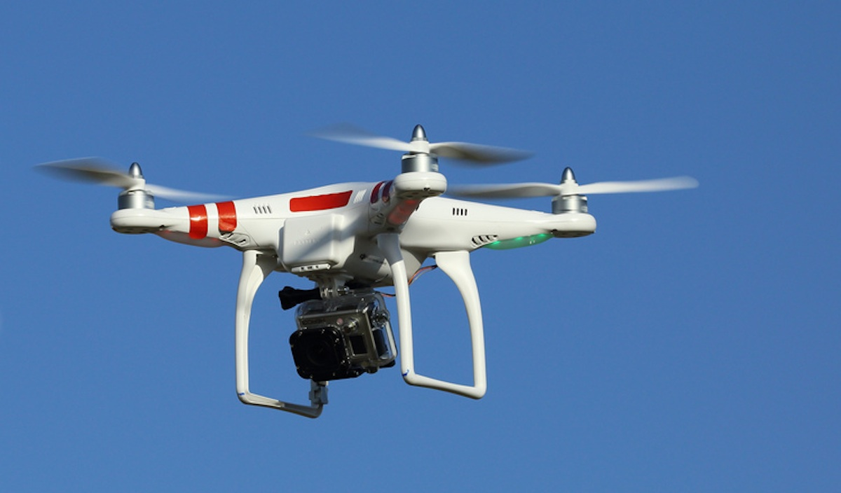 Reglamentaron la utilización de drones